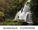 Pha Dok Siew Waterfall  Doi...