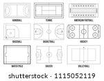 creative vector illustration of ... | Shutterstock .eps vector #1115052119