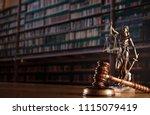 Law Concept. Judge S Gavel ...