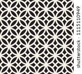 vector seamless pattern. modern ... | Shutterstock .eps vector #1115110949