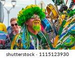 rostov on don  russia   june 17 ... | Shutterstock . vector #1115123930