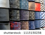 big variety of different color... | Shutterstock . vector #1115150258