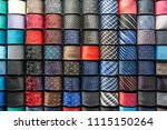big variety of different color... | Shutterstock . vector #1115150264