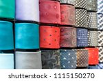 big variety of different color... | Shutterstock . vector #1115150270