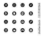 interface. set icon eps 10...