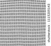 geometrical texture repeat... | Shutterstock . vector #1115205143