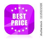 best price violet square vector ...   Shutterstock .eps vector #1115221520