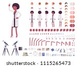 scientist character creation... | Shutterstock .eps vector #1115265473