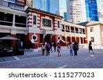 Central  Hong Kong   31 May...