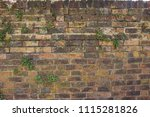 stone and brick walls | Shutterstock . vector #1115281826