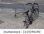 cheltenham  gloucestershire  01 ... | Shutterstock . vector #1115296190