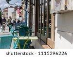 cheltenham  gloucestershire  01 ... | Shutterstock . vector #1115296226