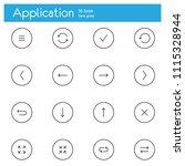 application vector best  gray...