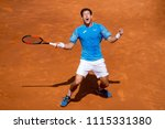 barcelona   apr 27  pablo... | Shutterstock . vector #1115331380