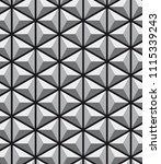 vector seamless pattern.... | Shutterstock .eps vector #1115339243