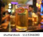 vientiane  laos   october 16... | Shutterstock . vector #1115346080