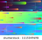 bright banners with frame and... | Shutterstock .eps vector #1115349698