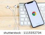 sankt petersburg  russia  june...   Shutterstock . vector #1115352734