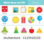 educational children game....   Shutterstock . vector #1115410133