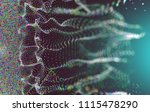 technology and science concept. ... | Shutterstock . vector #1115478290