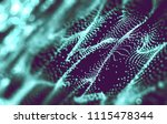 technology and science concept. ... | Shutterstock . vector #1115478344