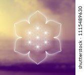 vector template of banner ... | Shutterstock .eps vector #1115489630