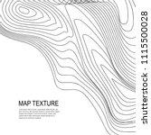 topographical vector background ...   Shutterstock .eps vector #1115500028