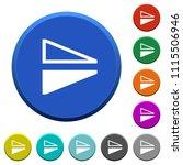flip vertical round color... | Shutterstock .eps vector #1115506946