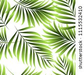 palm. seamless pattern from... | Shutterstock .eps vector #1115532410