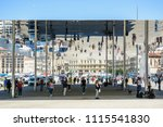 marseille  france   may 23 ... | Shutterstock . vector #1115541830