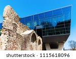 darmstadt  germany  april 08 ... | Shutterstock . vector #1115618096