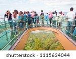 nong khai  thailand   december... | Shutterstock . vector #1115634044