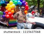 portland or  usa   june 17 ... | Shutterstock . vector #1115637068
