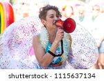 portland or  usa   june 17 ... | Shutterstock . vector #1115637134