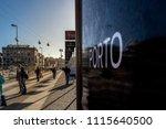 vila nova de gaia  portugal  ... | Shutterstock . vector #1115640500