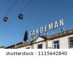 vila nova de gaia  portugal  ... | Shutterstock . vector #1115642840
