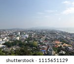 high angle view of daytime... | Shutterstock . vector #1115651129