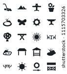 set of vector isolated black...   Shutterstock .eps vector #1115703326