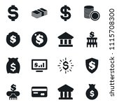 set of simple vector isolated...   Shutterstock .eps vector #1115708300