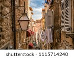 Famous Narrow Alley Of...