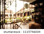 abstract blur and defocused... | Shutterstock . vector #1115746034