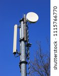base station  directional...   Shutterstock . vector #1115766770