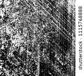 monochrome grunge texture black ... | Shutterstock .eps vector #1115768888