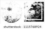 grunge texture set | Shutterstock .eps vector #1115768924