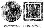 grunge texture set | Shutterstock .eps vector #1115768930