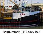 7 june 2018 the trawler...   Shutterstock . vector #1115807150