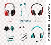 Headsets Earphones Various...