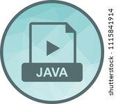 java  code  web   Shutterstock .eps vector #1115841914