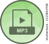 mp3  player  ipod | Shutterstock .eps vector #1115841938