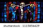 wasseralfingen  germany   july... | Shutterstock . vector #1115856629